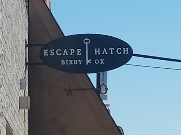 Come visit The Escape Hatch for some good fun
