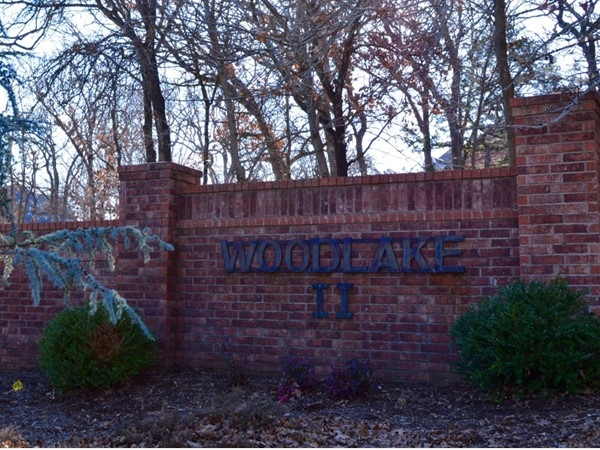 Woodlake I & II are beautiful gated subdivisions in SW Stillwater off of Range Road
