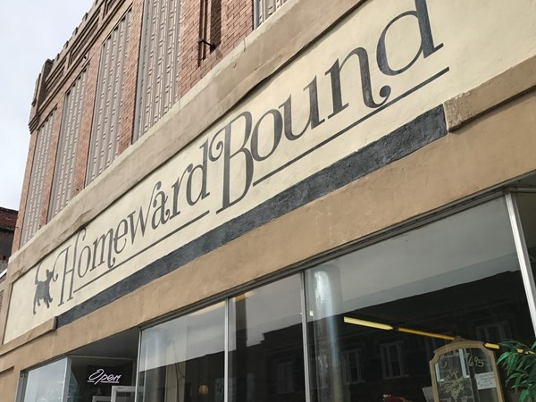 Homeward Bound offers new, gently used and antique home furnishings