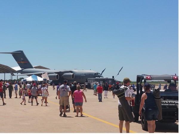 Vance Air Show 2016