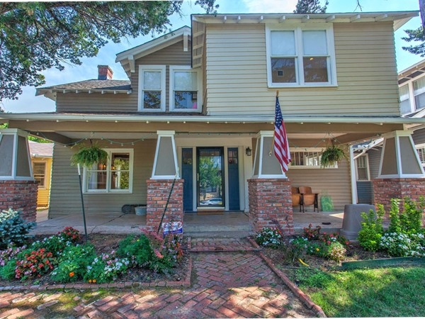 Craftsman bungalow is one of the most common style of homes built in the early 20th century