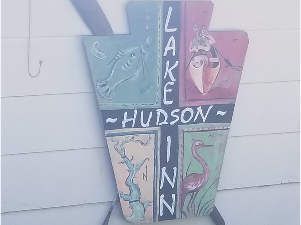 Lake Hudson Inn is a great weekend place for great food and fun