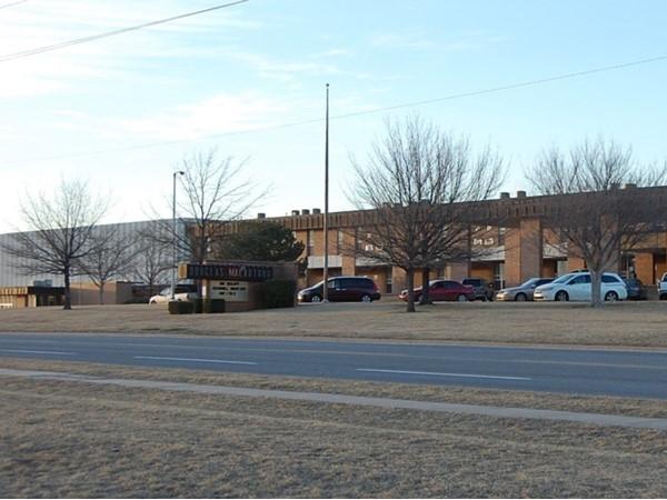 MacArthur High School in Lawton