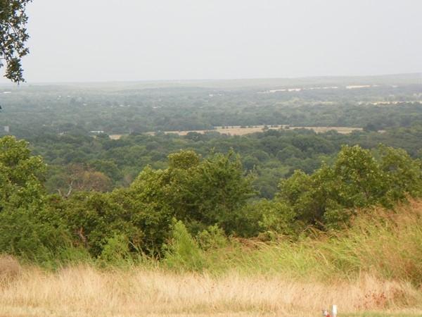Some of the beautiful views around Henryetta