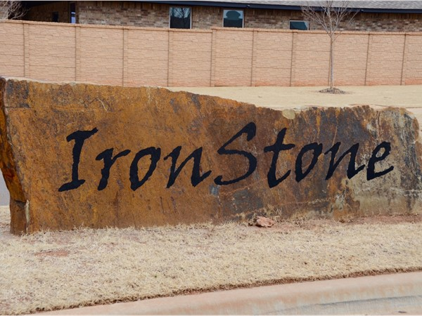Welcome to Ironstone in Southwest Edmond