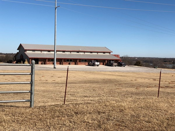 Bell Cow Ranch. Beautiful setting for any event that you may be planning in Central OK