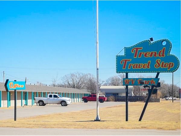 Trend Travel Stop