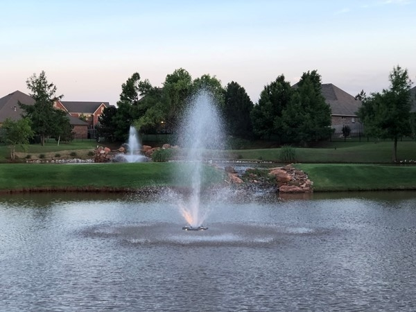 Look no further!  Regency Pointe is one of the premier neighborhoods in Edmond