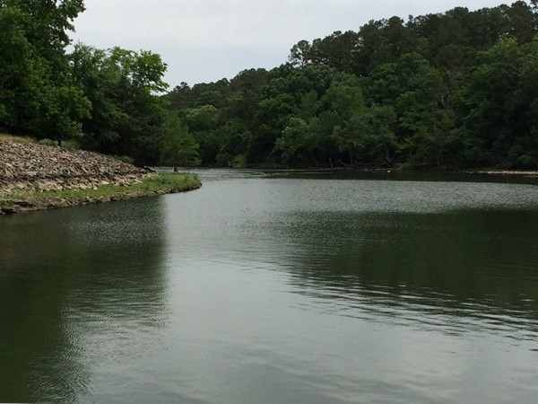 Beaver's Bend State Park near Broken Bow offers trout fishing, kayaking, and swimming