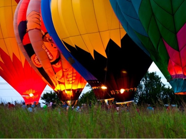 High Expectations Night GLOW in Edmond for July 4th