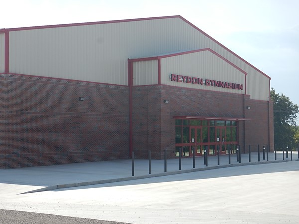 Small town with top notch facilities.  Reydon Gym