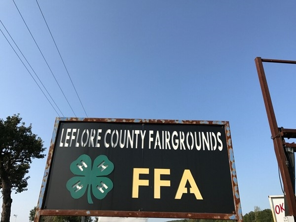 And so it begins... 2017 Leflore County Fall Fair! Come on out to the Leflore County Fairgrounds