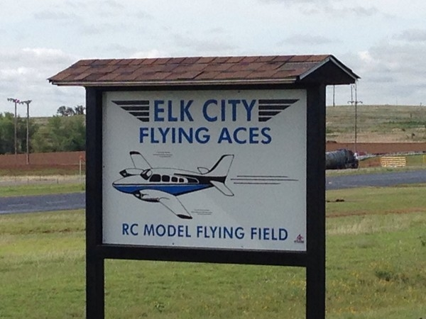 We even have a place to fly planes