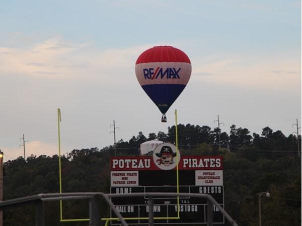Poteau High School - Poteau Pirates