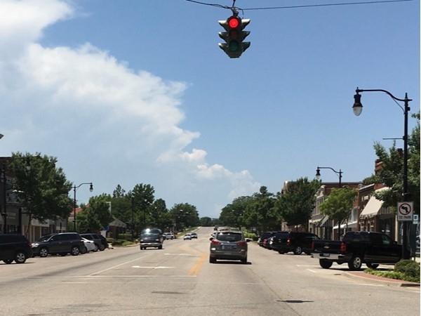 Main Street, Collinsville, OK