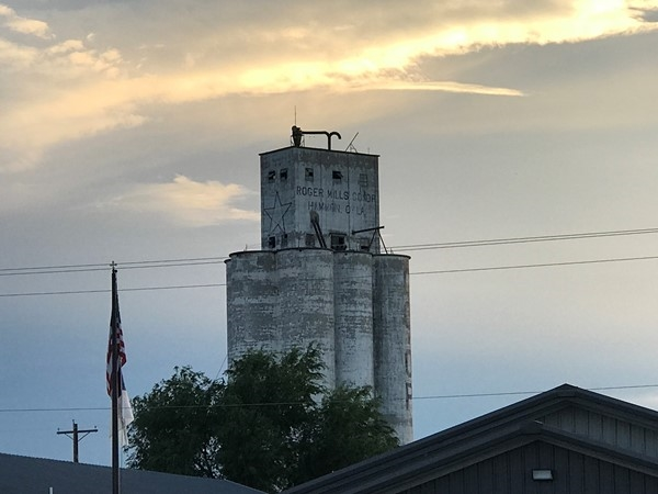 The Roger Mills Co-op stands as a beacon for area farmers