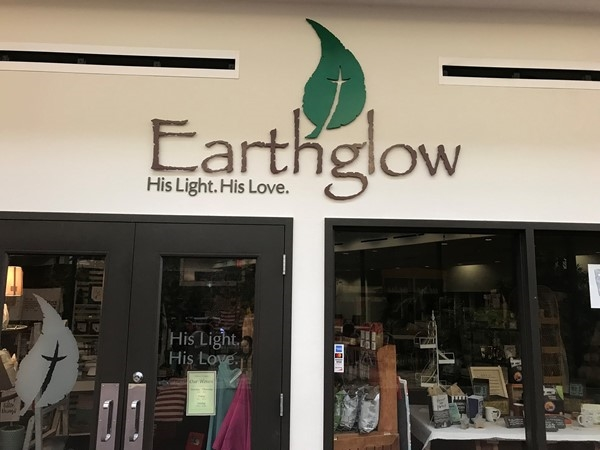 Earth Glow Gift Market in Northwest Oklahoma City. Located in Church of the Servant