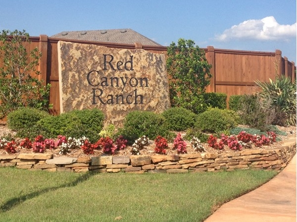 Red canyon ranch subdivision real estate homes for sale for Norman ok home builders