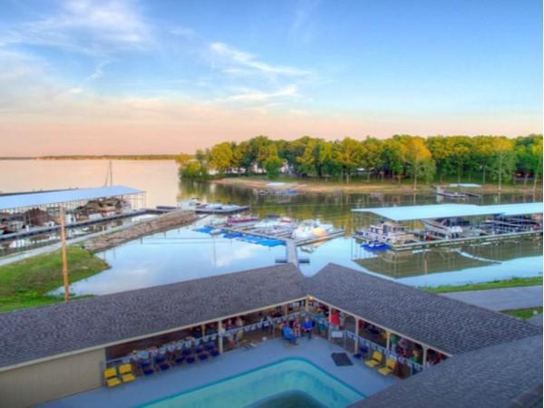 Grand Lake view at Tera Miranda Marina and Resort