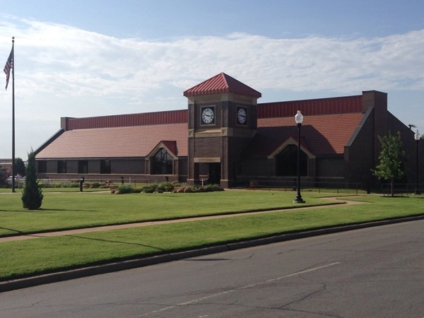Elk City is proud of the new City Hall located in the heart of Route 66