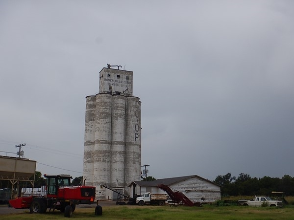 Hammon Elevator Farmer's Co-Op is important to the community