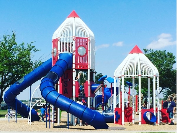 Stars & Stripes Park - Your kids will love it