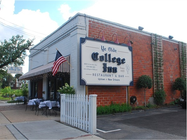 Ye Olde College Inn Restaurant and Bar