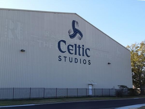 Celtic Studios off Airline and Bluebonnet