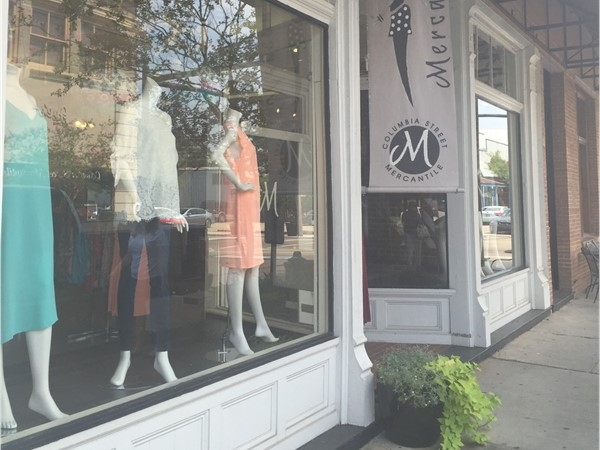 A great place to shop for your daughter. Columbia Street Mercantile! Located downtown Covington