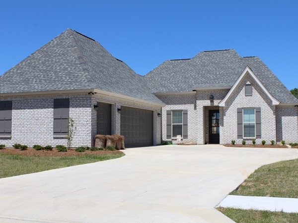 Bayou Trace is one of the newest and environmentally-friendly developments in Sterlington
