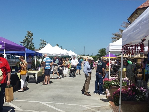 Pop Up Farmers Market at Alexander's Grocery