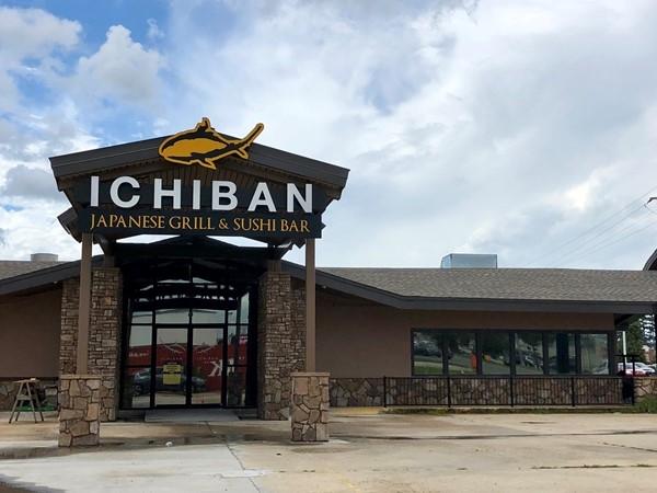 Ichiban Japanese & Sushi Bar coming soon to Gonzales
