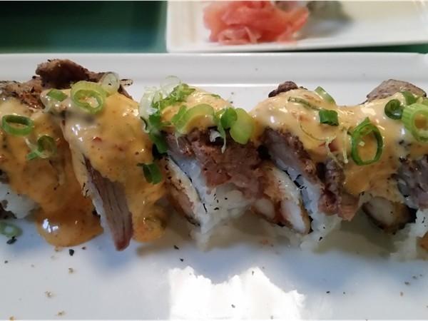 Hello Sushi yumminess