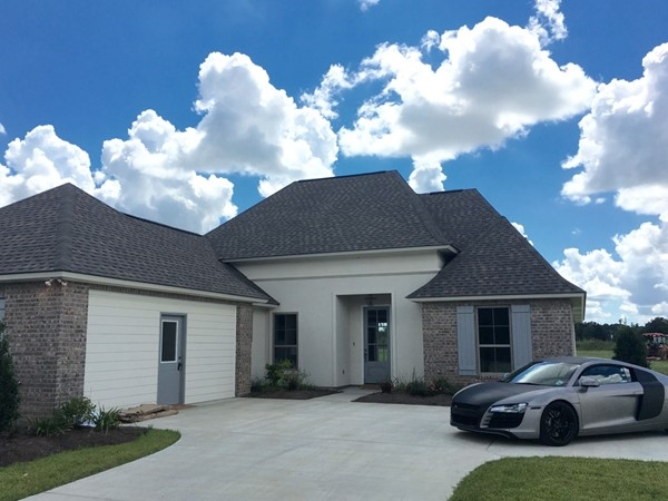 Woodlands of Acadiana model home