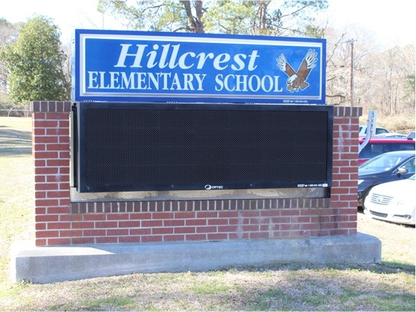 Hillcrest Elementary School in Ruston serves K-5 and has nearly 500 students