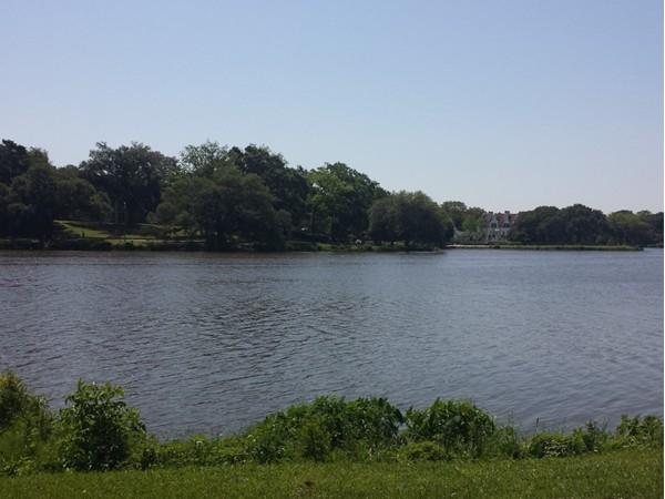 LSU Lakes