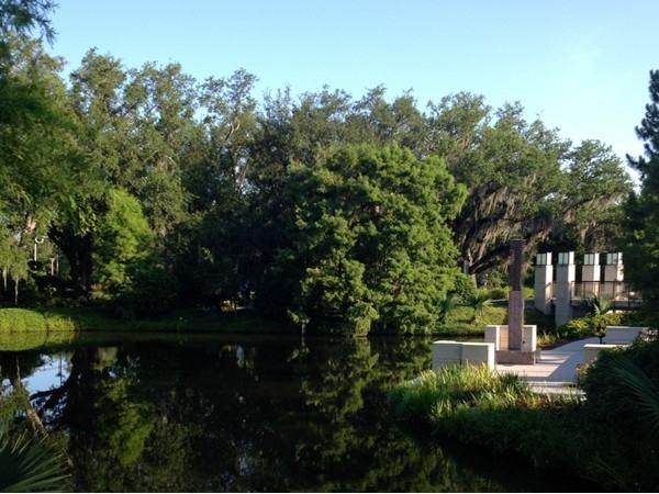 City Park - Sculpture Garden