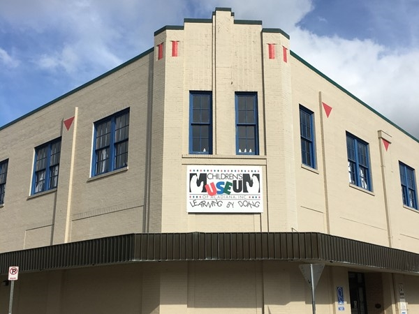 Children's Museum located in Downtown Lafayette