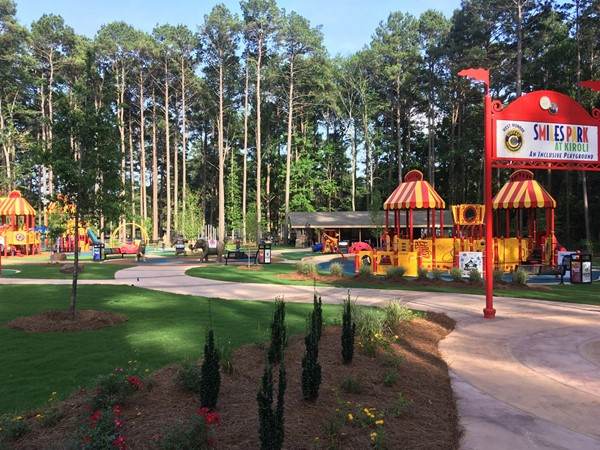Kiroli Park introduces brand new Smiles Park playground for kids