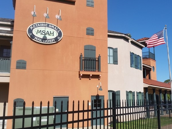 Metairie Small Animal Hospital has provided quality pet care, grooming and boarding for years