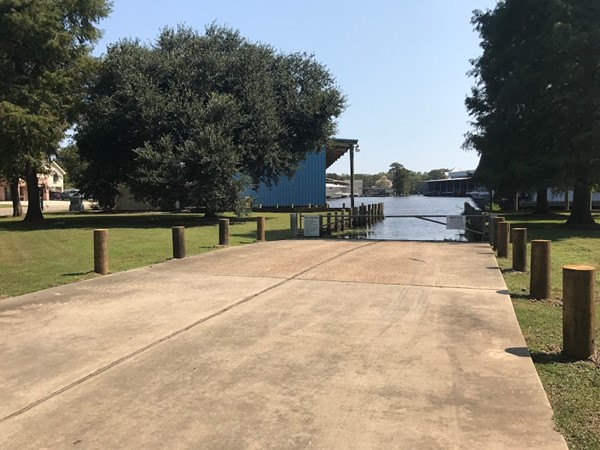 Boat launch at Kings Point