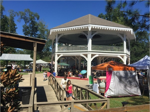 The Sunday Market at the Abita Springs Trailhead