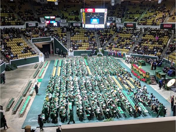 Graduation Day! Southeastern Louisiana University December 2017
