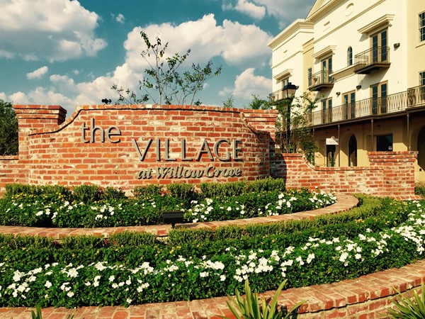 Don't settle for less! Life is great in The Settlement at Willow Grove