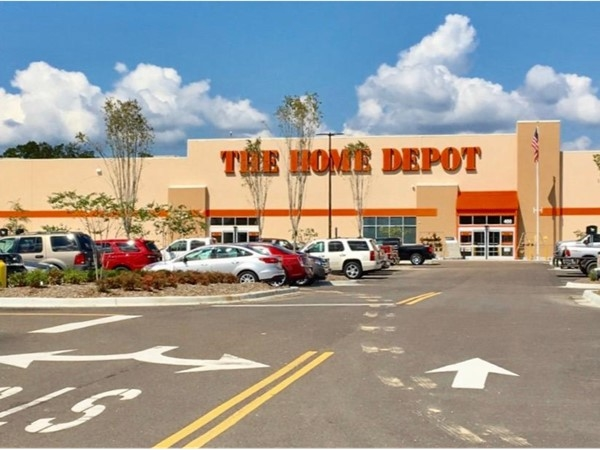 Get all your home needs at The Home Depot! They guarantee low prices