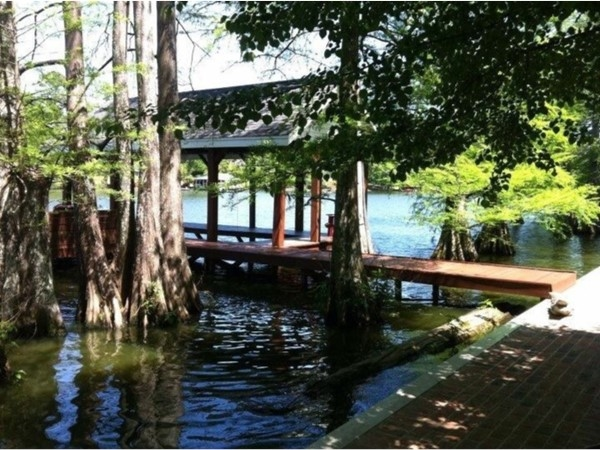 Enjoy Beautiful Bayou Living Along Bayou Desiard In Monroe
