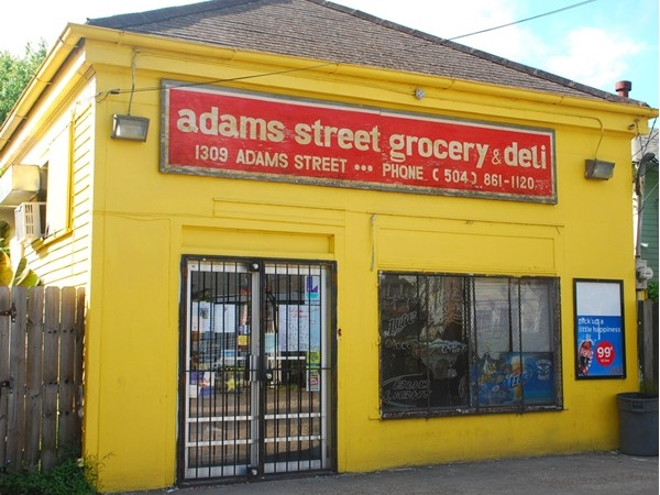Adams Street Grocery - Great Po Boys