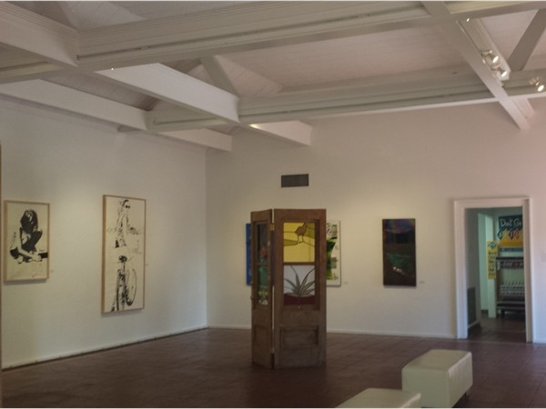 City Park Gallery room