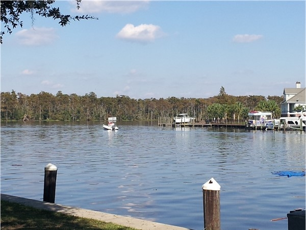 Madisonville on the Tchefuncte River