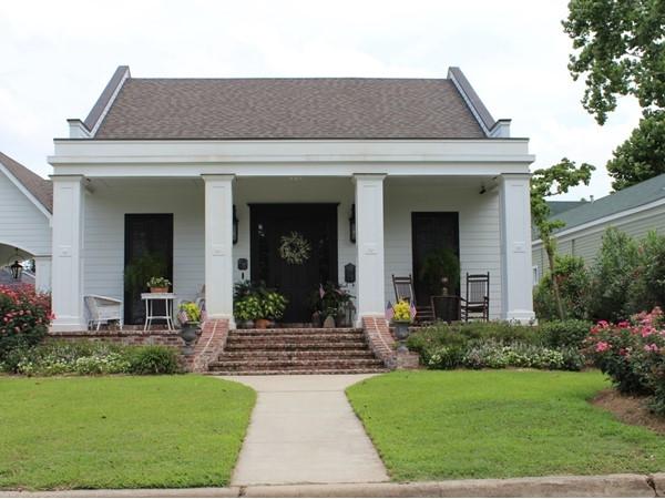 Monroe garden district real estate monroe garden for Home builders in monroe la